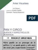 PAN Y CIRCO(espectáculos).ppt