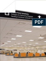 Strategies for Optimizing Baggage Handling to Increase Customer Loyalty