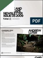 F-Stop // Nature & Landscape Newsletter // 09e06