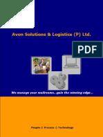 Avon Solutions - Brochure
