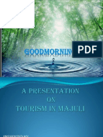 Tourism in Majuli