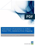 2010 - 05 Assessments of measures to reduce future co2 emissions from shipping.pdf