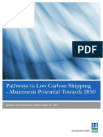 2012 - 14 Pathways to Low Carbon Shipping.pdf