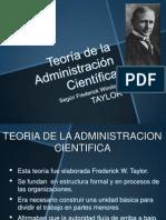 Teoría de la Administración Científica.ppt