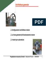 Lezione 2-Architettura Motore