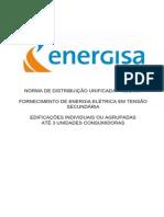Norma distribuição unificada energia eletrica NDU001-Energisa.pdf