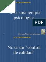 No es una terapia psicológica.pptx