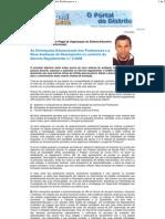 Setúbal na rede -As Orientações Educacionais dos Professor - Fernando Vieira