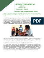 S.E.N. Newsletter - Part 2 - Oct 2014