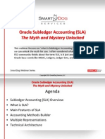 Webinar Materials_Oracle Subledger Accounting (SLA) the Myth and Mystery_ SmartDog Services 2014