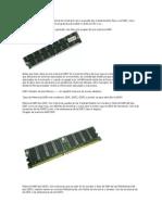 Diferenciar las memorias para Pc y mantenimineto.docx