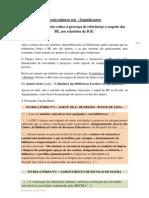 Análise e comentário crítico -  relatórios da IGE LucíliaBarôa