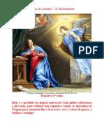 A visitação da Virgem Maria