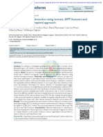 Automated Mitosis Detection Using Texture, SIFT Features and HMAX