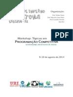 SBC URI EscolaDeInverno Workshop 10-08-2014