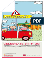 Hildesheim City and Diocese Anniversary 2015