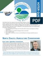 NDRV 2014 Voter Guide