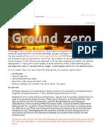 Ground Zero - STDs in Fracking