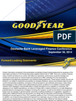 DB Levered Finance Conference