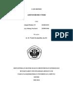 Case Report Abigail-Adenomiosis
