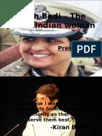 Kiran Bedi – The proud Indian.ppt03