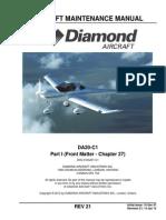 DA201-C1 AMM (Rev 21) Part I - Front Matter to Ch 27