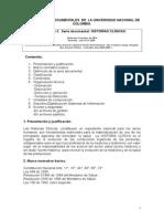 Estudio sobre Historias clinicas N 2.doc