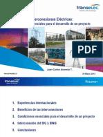 Transelec JUAN CARLOS ARANEDA Interconexiones MAYO 2013.pdf