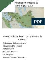 2 Helenização Romanização.pptx