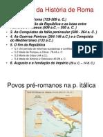 1. Períodos da História de Roma.ppt