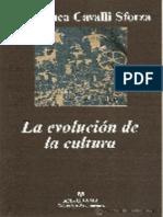 La evolución de la cultura - Luigi Luca Cavalli Sforza.epub