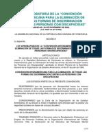 Ley Aprobatoria de la ¿Convención Interamericana para la Eliminación de todas las formas de Discriminación contra las  Personas con Discapacidad.pdf