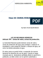 Clase 10 Caudal Ecológico.ppt