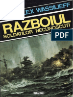 Wassilieff, Alex - Razboiul Soldatilor Necunoscuti v1.0
