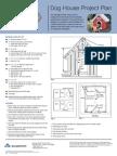 Doghouse Project Plan (casa caine)