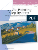 Acrylic Painting Step by Step
