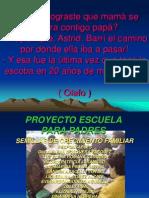 PROYECTO ESCUELA PARA PADRES 2.ppt