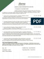 ed 215 ct evaluation