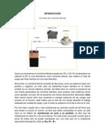 INTRODUCCION CIRCUITO DE CORRIENTE DIRECTA LAB 9.docx