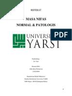 REFERAT Masa Nifas Normal & Patologis.docx