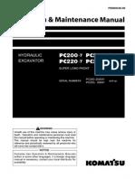 PEN00325-00(PC220-7 OM)