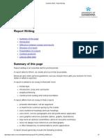 Academic Skills _ Report Writing