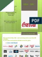 Coca-Cola - IMC