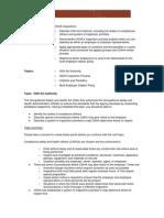 3 OSHA Inspections Lesson Summary