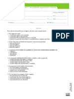 Teste - Racionalidade Argumentativa e Filosofia.doc