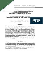 LA FORMACION DEL PSICOLOGO Y PROBLEMAS A LOS QUE SE ENFRENTAN.pdf