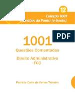 1001 - Questões de Direito Administrativo FCC.pdf