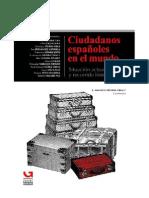 Ciudadanos españoles en el mundo