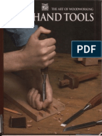 The Art of Woodworking - Hand Tools (scule de mana)