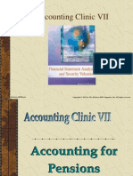 Accounting Clinic VII Pensions